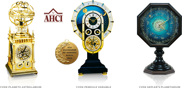 In 1992 He Won The Award For Most Innovative Movement Design His Pendule Variable Basel Switzerland